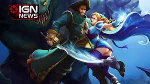 dota 2 mod brings league of legends ign news youtube