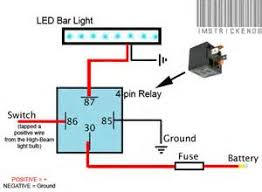 wiring led light bar out relay wiring image light bar wiring diagram out relay images on wiring led light bar out relay