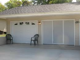 Retractable Garage Door Screen   Boundless Table Ideas
