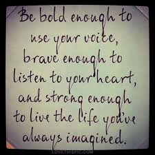 Be Strong And Courageous Quotes Magnificent Bold Brave And Strong Pictures Photos And Images For Facebook