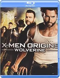 amazon com x men origins wolverine blu ray hugh jackman liev x men origins wolverine blu ray