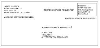 how to address a letter with a po box mail letter format po box letters