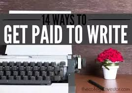 what are some sites that pay you for writing articles quora what are some 14 sites that pay you for writing articles