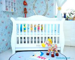 best nursery furniture brands. Best Nursery Furniture Brands Royal Sleigh Cot Mattress Wooden Toddler Bed White Baby Made In The Usa E