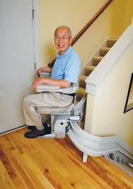 Los Angeles Bruno CRE2110 Disabled Curved Stair Lifts