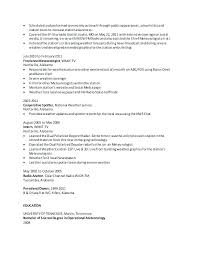 Meteorologist Sample Resume Awesome Demo Of Resume Brand Ambassador Resume Sample Brand Ambassador