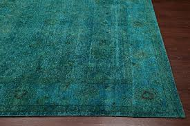 teal rug 8 10 room