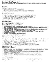 Phd Student Resume Alluring Phd Student Resume Example Graphic