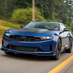 2019 Chevrolet Camaro 2.0L Turbo 1LE First Review