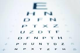 Pediatric Vision Screening Charts How To Spot A Malingerer