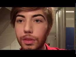 makeup mustache tutorial