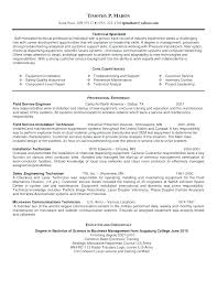 Oilfield Resume Templates Template 4 Oilfield Consultant Resume ...