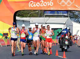 Atletismo nos Jogos Olímpicos de Verão de 2016 - 50 km marcha atlética  masculina – Wikipédia, a enciclopédia livre