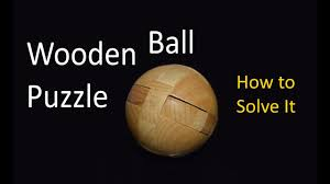 <b>Wooden</b> Ball Puzzle - How to Solve It! - YouTube