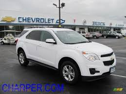 2010 Chevrolet Equinox LT AWD in Summit White - 239007 | All ...