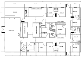 Office Design Program Classy Medical Office Layout Sample Floor Plans And Photo Gallery Ideas