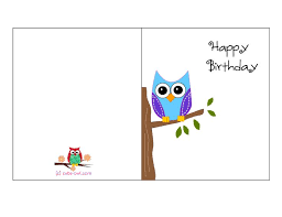 15 best free printable owl birthday stuff images
