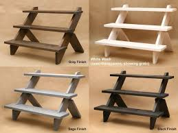 Small Table Display Stands 100Tier Display Shelf Display Riser Store Display Shelf Riser 78