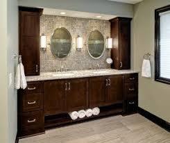 bathroom counter storage tower. master bathroom remodeling photo gallery | interior design counter storage tower