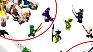 LEGO Ninjago Ultra Dragon vs Epic Dragon Battle Remodeled Version ...