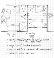 Small Bathroom Design Layout Small Half Bathroom Plan