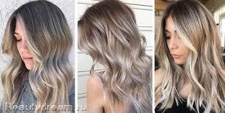 Теплые и холодные оттенки блонда на волосах
