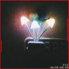 Đèn Ngủ Đẹp, Đèn Ngủ Thông Minh Hình Cây Nấm Có Cảm Biến Ánh Sáng Tự Tắt Và  Mở Ánh Sáng Dịu - HD365 - Đèn ngủ