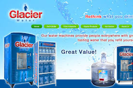 Glacier Water Vending Machines Adorable Glacier Water Machines OnceforallUs Best Wallpaper 48