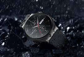 Huawei Watch GT 2 Pro offiziell vorgestellt