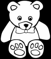 Small Picture Coloring Page For Preschoolers Transportation Teddy Bear Sheets