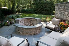 patio with fire pit. Fire Pit Contemporary-patio Patio With