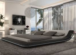 Best Bedroom Furniture With Platform Bed Frame Queen For Your Plans  Popular Modern Bedroom Design