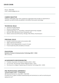 Free Combination Resume Template Word template Combined Resume Template 33