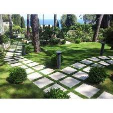 cement gardening stones thickness 50