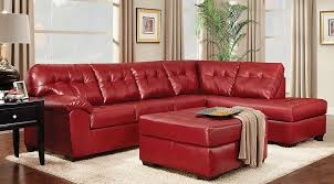 u160 bonded leather sectional