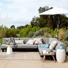 west elm patio furniture. Exellent Furniture Tillary Outdoor Modular Seating Throughout West Elm Patio Furniture U