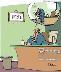 Thought Patterns New Thought Pattern Cartoons And Comics Funny Pictures From CartoonStock