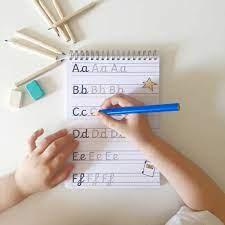 Dạy bé tập viết với 5 bước thú vị và đơn giản mẹ nên nắm ngay