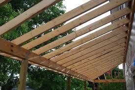porch roof framing details