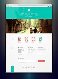Web Design Scavenger Hunt Cool Clean Layout Website Design Layout Interface Design