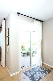 patio door curtain rods door curtain rod medium size of patio door curtains long back door patio door curtain rods