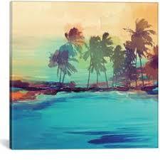 Small Picture ArtWall Kathy Yates Beautiful Anini Beach Canvas Art 81
