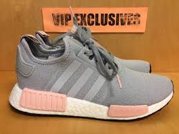 adidas shoes nmd grey and pink. adidas nmd r1 w grey vapour pink light onix women\u0027s nomad runner by3058 limited shoes nmd and .