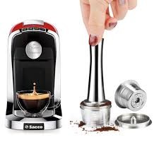 Gala coffee was introduced in 1959 and was sold in bakeries, which further cemented the brand in german culture. For Caffitaly Tchibo Cafissimo Aldi Expressi Machine Refillable K Fee Coffee Capsule Pod Stainless Steel Coffee Filters Tamper Coffee Filters Aliexpress