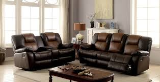 brown sofa sets. 2-Pcs POLLUX Dark Brown \u0026 Light Sofa Set / CM6864 Sets H