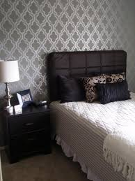 Paint For Bedrooms Walls Bedroom Stencils Designs Wall Painting Designs For Bedrooms