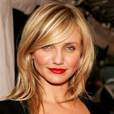 Square Face Bangs Hairstyle Fall For Fringe