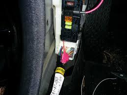 reverse light wire in cabin mx 5 miata forum thanks