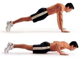 Quickly Strengthen Your Upper Body With Pyramid Push Ups Stack