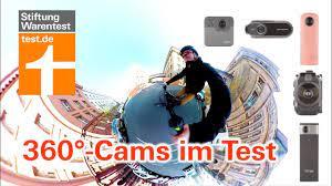 360°-Kameras im Test: GoPro Fusion, Garmin Virb 360 und Co. - YouTube